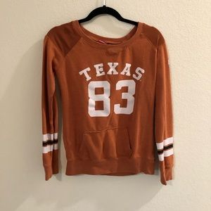 Sweaters - Longhorn sweatshirt. Fits small snuggly